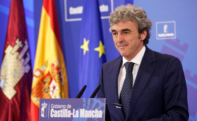 Leandro Esteban, exportavoz de Cospedal en Castilla-La Mancha, nombrado adjunto civil al director del Centro Superior de Estudios de la Defensa