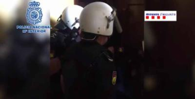 Liberan en Casarrubios a un hombre secuestrado en Lloret de Mar