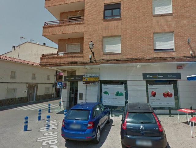 Sucursal de Liberbank en Cazalegas / Google Maps