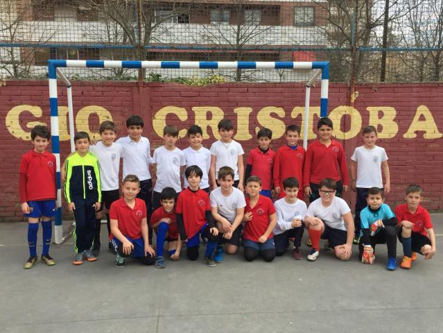 Los benjamines del Cristóbal Colón y Clemente Palencia (9-6) protagonizaron el mejor partido de la jornada