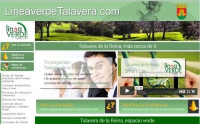 La 'Línea Verde' de Talavera ha solucionado el 73% de las incidencias