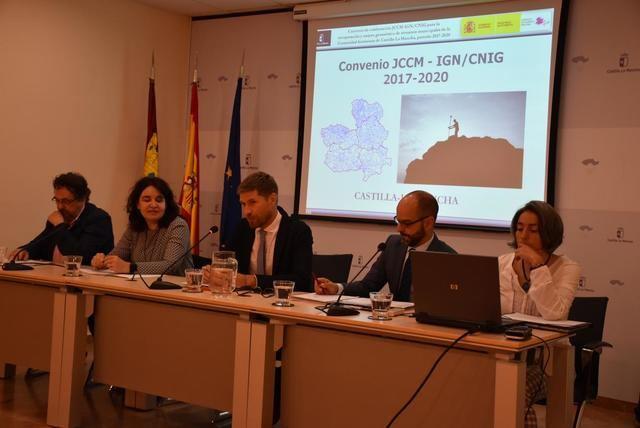 La Consejería de Fomento realizará las Líneas Límite en 11 ciudades y municipios, entre ellos Talavera y comarca