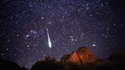 Dos lluvias de estrellas 'adornarán' el cielo este noviembre