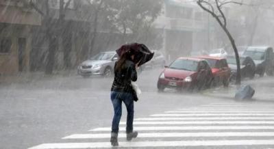 Ya irrumpen las lluvias y se prevén registros importantes en la región