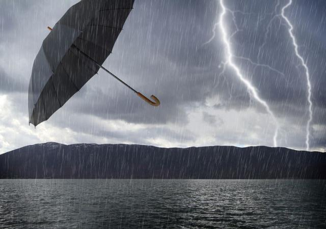ALERTA   Llega la borrasca 'Bárbara': dejará lluvias intensas y vientos huracanados