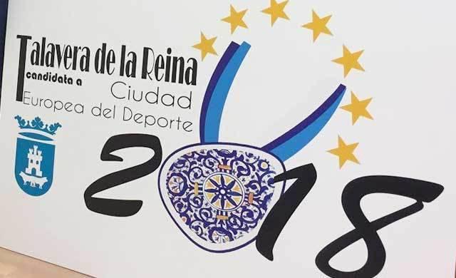 Talavera tiene logo para la candidatura de Ciudad Europea del Deporte pero no una pista de atletismo homologada