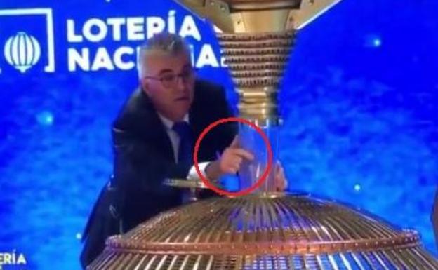 Un castellano-manchego denuncia ante la Audiencia Nacional el 'presunto tongo' de la Lotería de Navidad