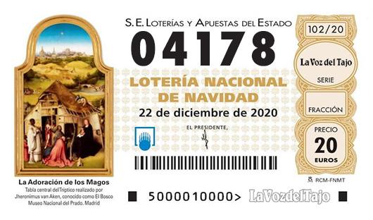 NAVIDAD | No te quedes sin tu décimo de Lotería de La Voz del Tajo