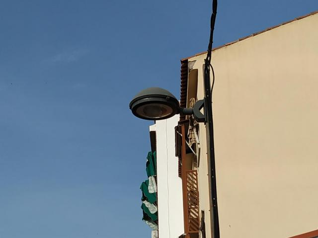 Luces LED en Talavera de la Reina