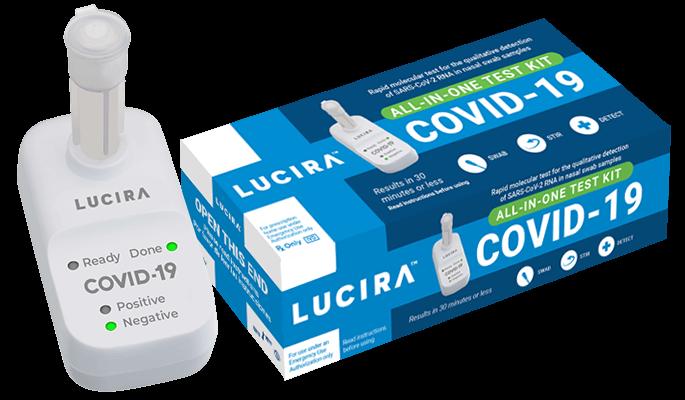 COVID-19 | Estados Unidos autoriza una prueba para autodiagnosticarse desde casa
