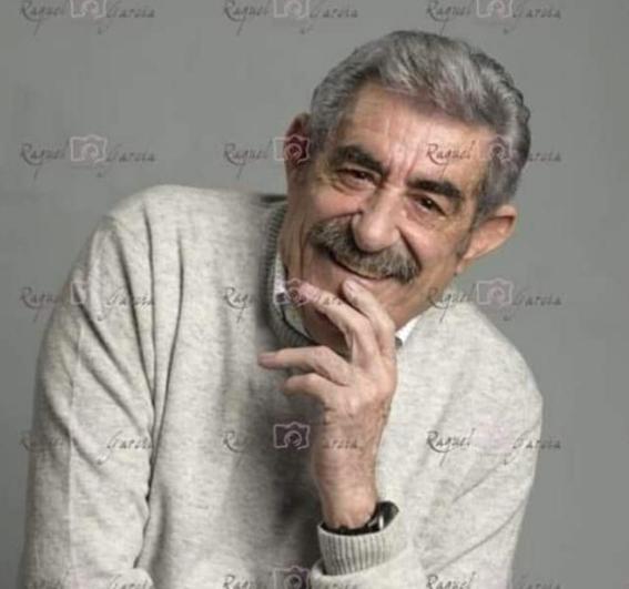Luis, en una fotografía reciente (Foto: Raquel García)