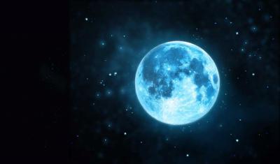 ¿Qué es la increíble Luna Azul? El fenómeno astronómico iluminará el cielo