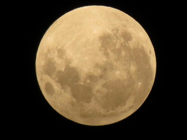 El primer eclipse penumbral de Luna del año será visible este viernes desde España