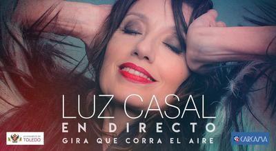 Luz Casal, OBK, Elefantes y Triángulo Inverso actuarán en las fiestas de agosto de Toledo