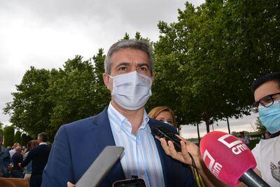 """Gutiérrez: """"esta semana es crucial para los intereses de CLM en materia de agua"""""""