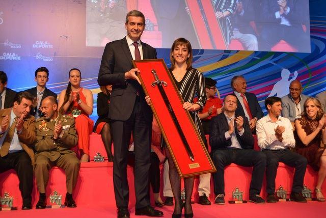 Los mejores deportistas toledanos reunidos en la XXVI Gala del Deporte
