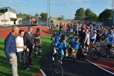 Navalcán está mejorando y creando nuevas instalaciones deportivas