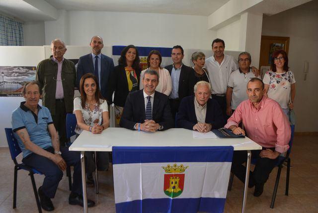 IMÁGENES | La Diputación firma el Pacto por Talavera y comarca