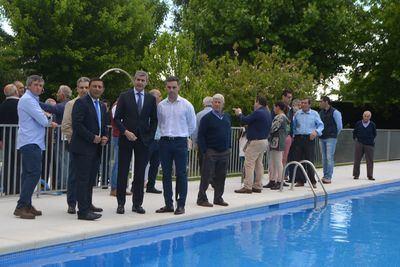 Mejorada renueva infraestructuras con el apoyo de la Diputación de Toledo