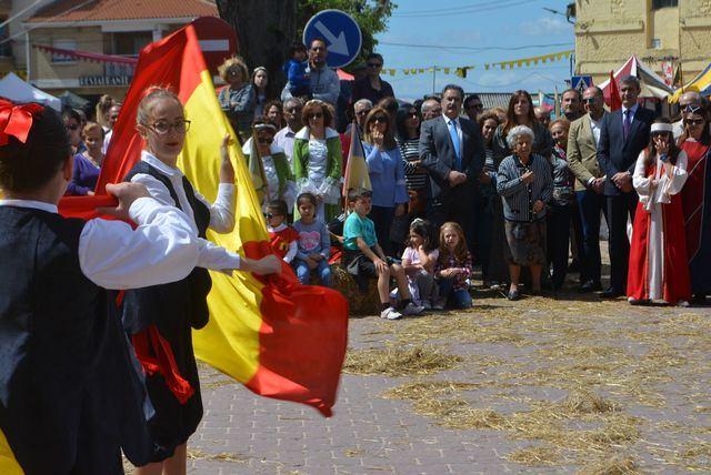 Cebolla regresa al pasado con las multitudinarias I Jornadas renacentistas