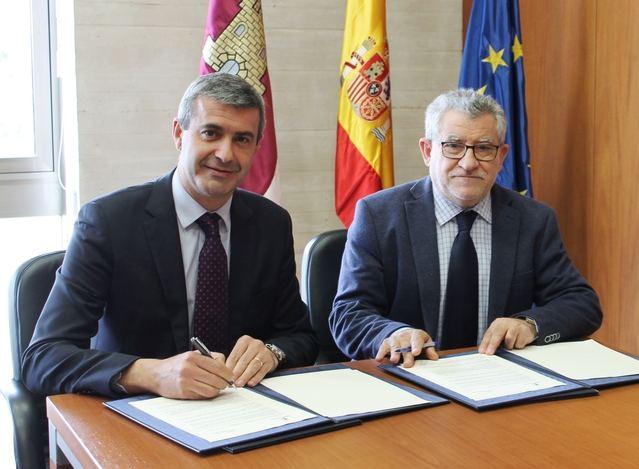 La Diputación y la Junta impulsan el servicio de bibliobuses en la provincia de Toledo