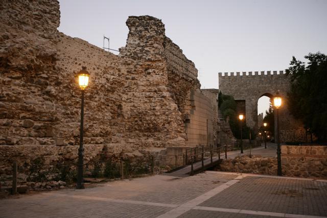 Las ayudas ITI destinadas a Talavera servirán para recuperar la Muralla del Charcón y El Salvador