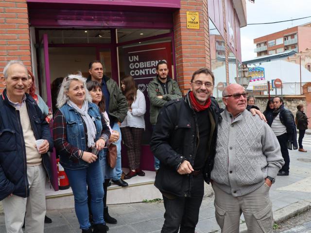 Monedero descarta ser ministro en el Gobierno de PSOE y Unidas Podemos porque
