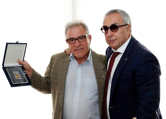 Macario García, reconocido por el COE con la Insignia Olímpica
