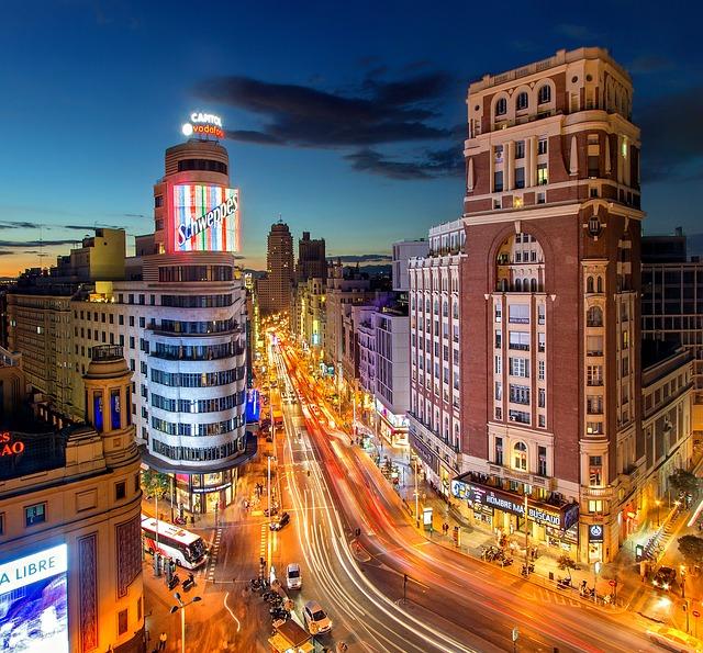Madrid | Foto: Pixabay
