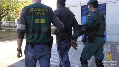 89 detenidos, varios en la provincia de Toledo, contra una mafia de explotación sexual