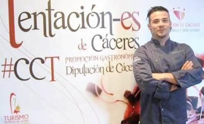 Carlos Maldonado conquista el Gran Teatro de Cáceres