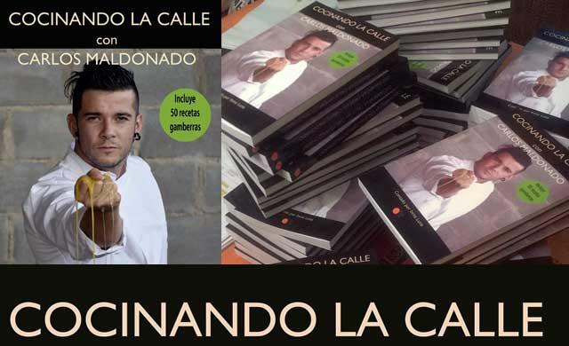 Carlos Maldonado firmará este viernes su nuevo libro en El Corte Inglés