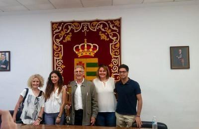 Santiago Huertas (PSOE), alcalde de Malpica de Tajo