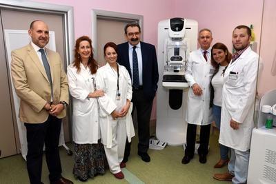 Más de 400 pacientes se han beneficiado del nuevo mamógrafo digital del Hospital de Talavera