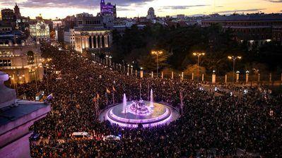 La juventud española es cada vez más feminista