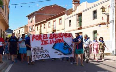 Municipios de La Jara piden a la Junta un proyecto de balneario