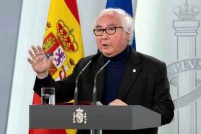 Manuel Castells | Europa Press