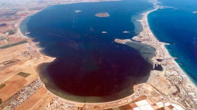 El dato: lo trasvasado en dos años llenaría el mar Menor