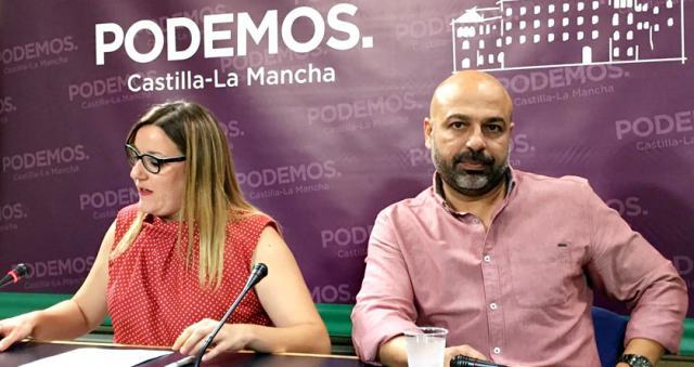 María Diaz y José García Molina / Archivo