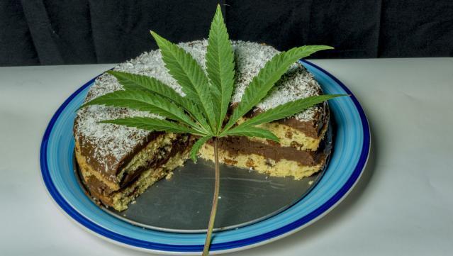 Cuatro personas intoxicadas tras comer un dulce elaborado con marihuana
