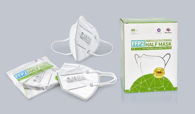 SALUD | Piden la retirada de las mascarillas FFP2 con grafeno por posibles riesgos pulmonares