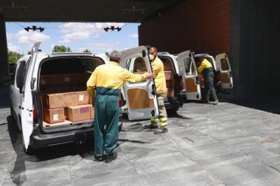 COVID-19   Más de 6,5 millones de artículos de protección en las últimas semanas