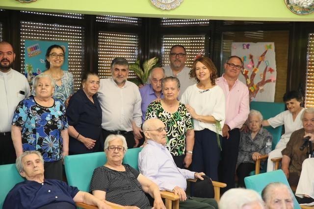 Castilla-La Mancha es la segunda comunidad autónoma con mayor cobertura residencial para personas mayores