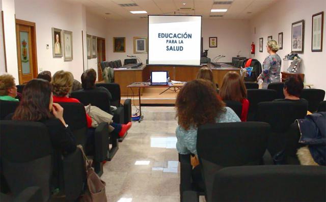 Más de 3.500 personas mayores participaron en actividades de Educación para la salud