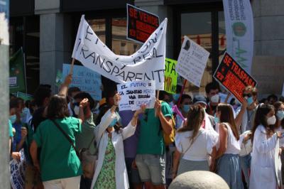 Aplazadas las protestas en Talavera y Toledo por la elección de plazas MIR