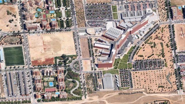 Luz verde al proyecto urbanístico para la nueva Facultad de Medicina de la UCLM