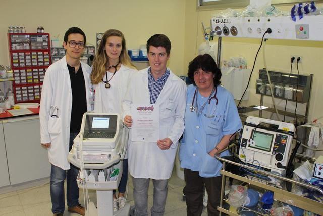 Médicos de Toledo, premiados por el mejor caso clínico del Congreso de Urgencias y Emergencias