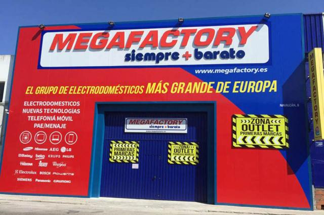 Megafactory lanza su quincena MEGAsolidaria