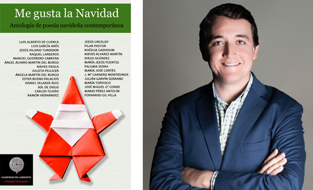 'Me gusta la Navidad' lo nuevo del periodista talaverano Julián Garvín