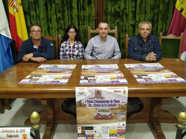 Mejorada acoge el I Tramo Cronometrado de Tierra Escudería Ciudad de la Cerámica